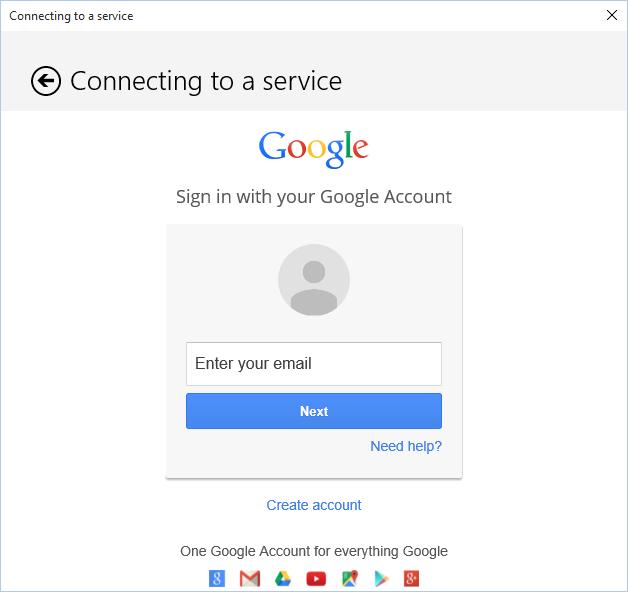 Как добавить аккаунт на планшет - 9